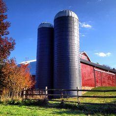 Harter Barn @ Silver Creek Metro Park, Photo by annalhauenstein