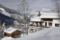 Boutique chalet hotel in a rustic setting in the Rhone Alps. Kids den and stylish restaurant. Sainte Foy, Kids Den, Small Boutique Hotels, Hotel Decor, Ski Chalet, France, Rhone, Traditional Design, Alps