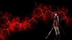 Akame Ga Kill Anime Girl Katana Sword 1920×1080