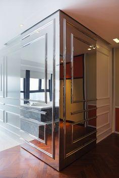 Beijing Fantasy penthouse by Dariel Studio | urdesign magazine