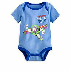 Buzz Lightyear Disney Cuddly Bodysuit for Baby | Disney StoreBuzz Lightyear Disney Cuddly Bodysuit for Baby - Send your ''future hero'''s spirits soaring with this Buzz Lightyear Disney Cuddly Bodysuit. He'll be excited to join Toy Story's dynamic Space Ranger as he flies across the front of this outfit on his way to infinity and beyond.