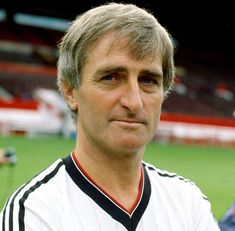 United physiotherapist Jim McGregor