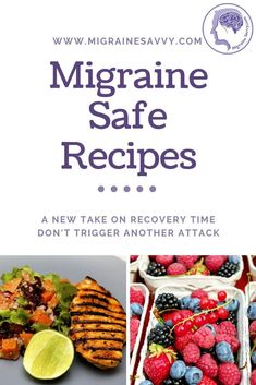 Food is one thing we can control in the often out of control world of migraine attacks. Check out these migraine recipes for safe yummy ideas and a new take on high protein for breakfast. Share your favorites too. Headache Diet, Migraine Diet, Migraine Attack, Migraine Pain, Chronic Migraines, Migraine Relief, Migraine Doctor, Migraine Triggers, Severe Headache