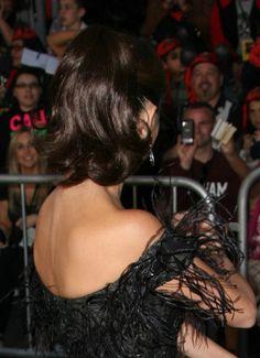 Penelope Cruz super short bangs