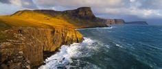 Moonen Bay, Waterstein Head, Isle of Skye, Scotland