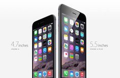 iPhone 6 and iPhone 6 Plus unveiled, here's a detailed breakdown of what's new