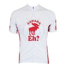 Canada Eh? Cycling Jersey