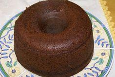 Bolo de chocolate no microondas - Versão rápida de Bolo de Chocolate, para situações inesperadas. Esta solução permite ter um bom bolo de chocolate, fofo e delicioso