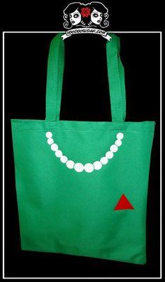 Rocky Horror Picture Show Tote Bag.  Love, love, love!!!