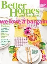 Charmant FREE Better Homes And Gardens Magazine 1 Year Subscription