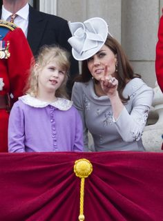 Lady Louise Mountbatten-Windsor, is the elder child and only daughter of Prince Edward, Earl of Wessex, and Sophie, Countess of Wessex. She was a bridesmaid at the wedding of Prince William and Kate Middleton. Lady Louise is Queen Elizabeth's granddaughter and is currently 10th in line to the throne.