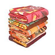 Sneha Stylish & Elegant Multi-Color Soft Single Bed Printed Fleece Blanket Set of 5 Linen Bedding, Bedding Sets, Bed Linens, Winter Blankets, Cheap Bed Sheets, Polar Fleece, Bed Styling, Luxury Bedding, Art Supplies
