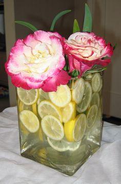 Rosy Lemons