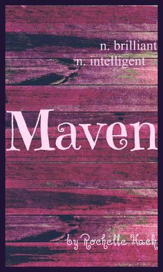 Baby Girl Name: Maven. Meaning: Brilliant; Origin: Yiddish term for. - baby names Baby Girl Names List, List Of Girls Names, Baby Girl Names Unique, Names Girl, Unique Names, Beautiful Baby Girl Names, Unusual Names, Names Baby, Name Inspiration