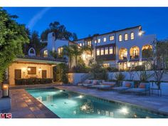 Celebrity home for sale has area Realtors buzzing. Stunning!