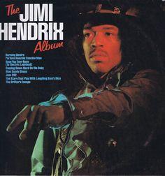 Jimi Hendrix – The Jimi Hendrix Album – LP Vinyl Record