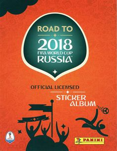 Road to 2018 FIFA World Cup Russia sticker album - Panini publisher Soccer Cards, Fifa World Cup, Lionel Messi, Hobbies And Crafts, Go Shopping, Russia, Avengers, Album, Stickers