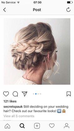 Finde Diesen Pin Und Vieles Mehr Auf Bridesmaids Hair Von Lucyiliff1.