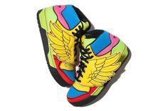 """Fancy - adidas Originals by Jeremy Scott JS Wings """"Fleece"""""""