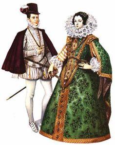 barroco vestimenta - Buscar con Google