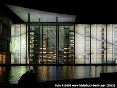Berlin | Architektur. Idylle, Schiffbauerdamm, Mitte, 2013