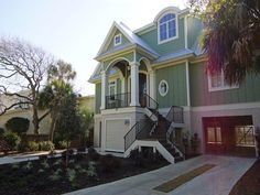15 dune lane is a brand new home on Hilton Head.