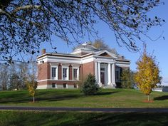 Carnegie library in Fairfield, Maine