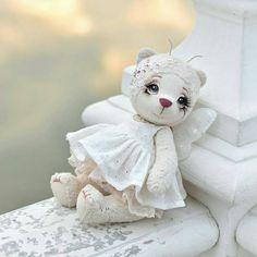 367 отметок «Нравится», 6 комментариев — Irina Niminyshay (@niminyschay_irina) в Instagram: «Малышка уже нашла свой дом! Если хотите порадовать себя подобной фантазийной мишкой читайте…»