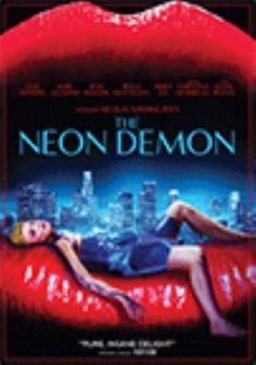 Cover image for The neon demon [videorecording(DVD)]