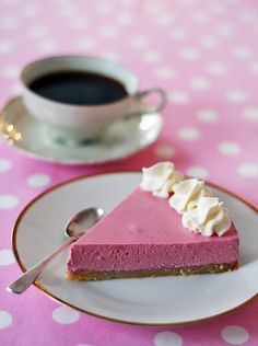 Allt om LCHF – Recept och tips för LCHF: Halloncheesecake LCHF