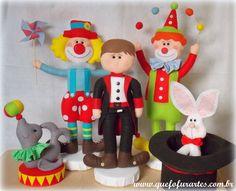 Circus Kit - 6 pieces