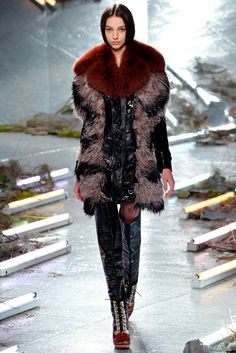 Rodarte Fall 2015 Ready-to-Wear - Collection - Gallery - Style.com