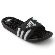 brand new c6073 3f8fe adidas Adissage Men s Sandals