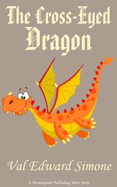 It's hard enough to be a dragon. But being cross-eyed and seeing everything double, might just be a bit harder.