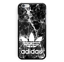Adidas Marble Black Best Seller 2017 Print On Hard Case For iPhone 6s Plus