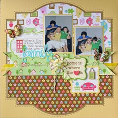 by Aimee K. for Doodlebug contest