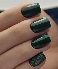 Delightful Green Nail Art Designs That Will Be Huge This Summer