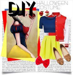 """Modern Snow White"" by littlerock33 on Polyvore"