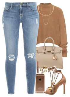 """This has been in my drafts foreverrrrerr"" by daisym0nste ❤ liked on Polyvore featuring Acne Studios, Hermès, Frame Denim, Schutz, Charlotte Russe and Apt. 9"
