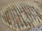 Haşhaşlı Cevizli Burma Çörek Tarifi Hazırlanış Resmi 12 - Kolay ve Resimli Nefis Yemek Tarifleri