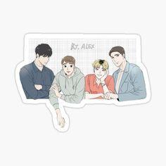 Pop Stickers, Anime Stickers, Kawaii Stickers, Printable Stickers, Cute Cartoon Wallpapers, Animes Wallpapers, Anime Chibi, Kawaii Anime, Anime Crafts
