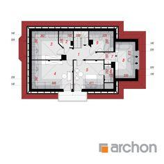 Dom w aksamitkach 3 Floor Plans, Diagram, Houses, Floor Plan Drawing, House Floor Plans