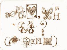 Secret Love Letter.  http://cocomichelleblog.com/2012/03/22/the-love-letter-i-never-sent/