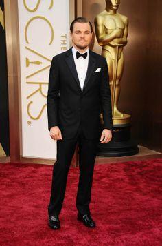 Leo DiCaprio in Armani Oscar Red Carpet Favorites 2014, http://beautyismytreasure.blogspot.fi/2014/03/oscar-red-carpet-favorites.html