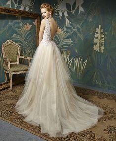 Blue by Enzoani Wedding Gown - Toronto Bridal Gown | Toronto Wedding Dress