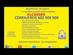 Cerrajeros Alcasser 603 909 909 Baratos