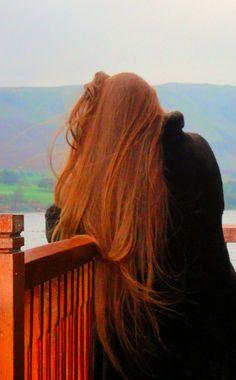 Redhead - VERY LARGE PHOTO