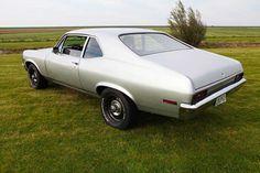 Chevrolet Nova Coupé 350ci V8 1970 – CCC