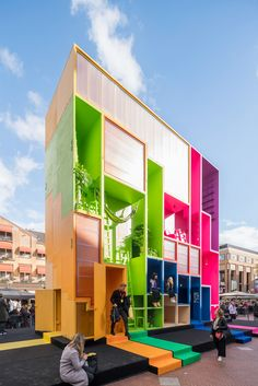 (W)ego Hotel: Concept by MVRDV & The Why Factory – Inspiration Grid | Design Inspiration
