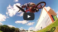 Have you watched the new Jason Watts Welcome BMX Video for Shadow Conspiracy!? You MUST WATCH!